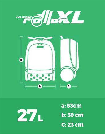 NikidomRoller.cz - inovativní školní taška na kolečkách 0b8ded81f3